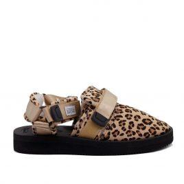 Suicoke Sandals Nots-VHL (Leopard) (OG-061VHL-NOTS-VHL-007)