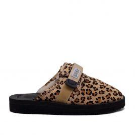 Suicoke Sandals Zavo-VHL (Leopard) (OG-072VHL-ZAVO-VHL-007)