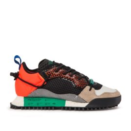 adidas by Alexander Wang AW Reissue Run (rot / schwarz / grün) (AQ1233)