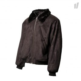 Neige Ryu Sherling Bomber ( AW18029 / Black )