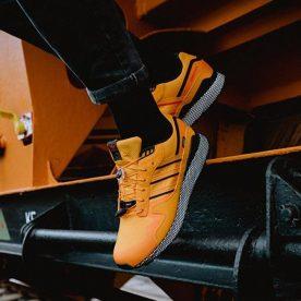 Livestock x adidas Ultra Tech GTX: тыква, гортекс и лейслок