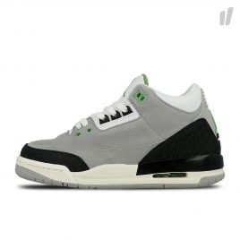 Air Jordan 3 Retro «Chlorophyll» GS (398614-006)