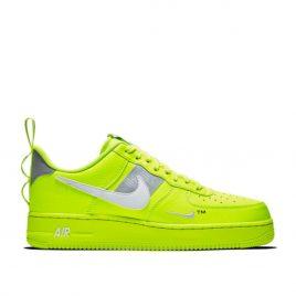 Nike Air Force 1 '07 LV8 Utility (Gelb) (AJ7747-700)