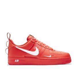 Nike Air Force 1 '07 LV8 Utility (Rot) (AJ7747-800)