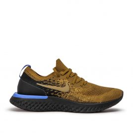 Nike Epic React Flyknit (Olive) (AQ0067-301)