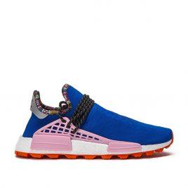 "adidas x Pharrell Williams HU NMD ""Inspiration Pack"" (Blue) (EE7579)"