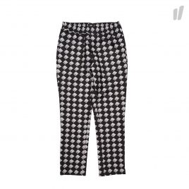 Neige S&S Pattern Trousers ( AW18021 / Black )