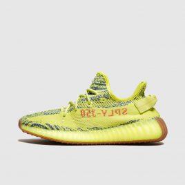 Adidas Yeezy Boost 350 V2 'Semi Frozen Yellow' (2018) (B37572)