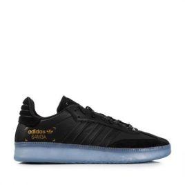 Adidas Originals Samba RM Black/Blue (BD7476)