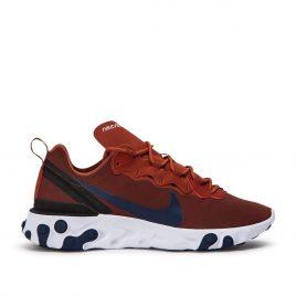 Nike React Element 55 (Burgundy) (BQ6166-600)