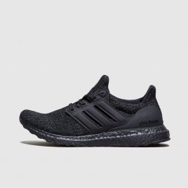 Adidas Ultra Boost 4.0 Triple Black Nubuck Cage (F36641)