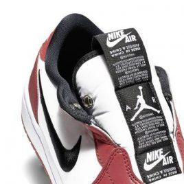 Air Jordan 1 Retro Low Slip x Sheila Rashid (BQ8462-601)