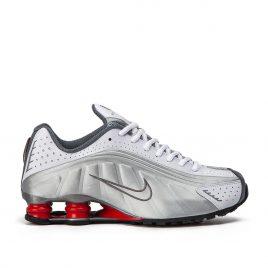 Nike Shox R4 OG (Weiß / Silber) (BV1111-100)