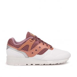 Saucony Grid SD HT (Red / Tan) (S70388-3)