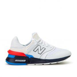 New Balance MS997 HE (Weiß / Blau) (724071-60-3)