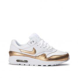 Nike Air Max 1 EP GS (Weiß / Gold) (BV0033-100)