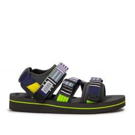 Suicoke Sandals Kisee-VEU2 (Grau) (OG-044VEU2-012)