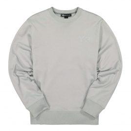 adidas Y-3 Logo Crew Sweater (FJ0428)