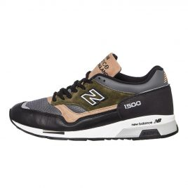 New Balance M1500 FDS «Made in England» (Schwarz / Olive) (740491-60-8)