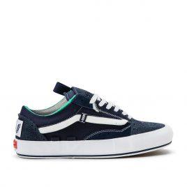 Vans Old Skool Cap LX «Regrind» (Blau) (VN0A45K1VZU1)