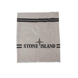 Stone Island Blanket (Grau / Schwarz) (711593068.V0164)