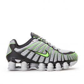 Nike Shox TL (Grau / Grün) (AV3595-005)