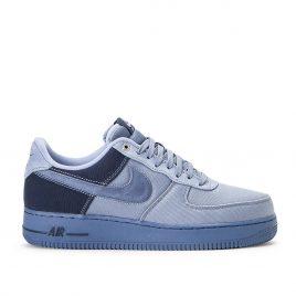 Nike Air Force 1 '07 Premium (Blau) (CI1116-400)