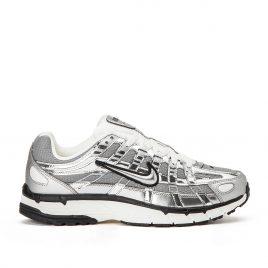 "Nike P-6000 ""Metallic Silver"" (Silber / Weiß) (CN0149-001)"