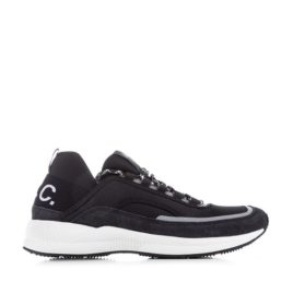 A.P.C. Run Around Sneakers Anthracite (PAACT-H56056-anthracite)