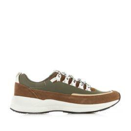 A.P.C. Jay Sneakers Khaki (PUAAN-H56048-KAKI)