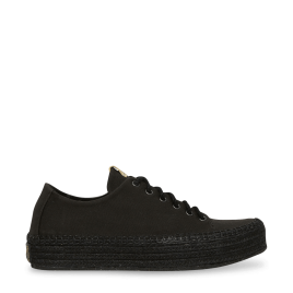 Visvim Prima Lace Up Folk  (Included in Visvim latest collection, the Prima Lace Up Folk Sneakers feature canvas upper, metallic eyelets, rope-inspired laces and espadrilles platform outsole. Canvas Upper Metallic Eyelets Rope-Inspired Laces Espadrilles Platform Outsole)