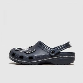 PLEASURES Utopia Crocs (P19F114028BLACK)