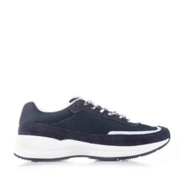 A.P.C. Running Spencer Sneakers Blue/Grey (PSACA-M56083-IAF-BLEU-ACIER)