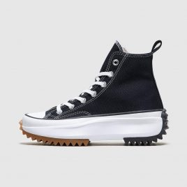 Converse Run Star Hike Hi Black White Gum (2019) (166800C)