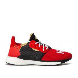 "adidas x Pharrell Williams Solar HU Glide M ""Chinese New Year"" (Rot) (EE8701)"