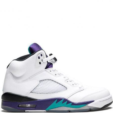 Air Jordan Nike AJ 5 V Retro Grape (2013) (136027-108)
