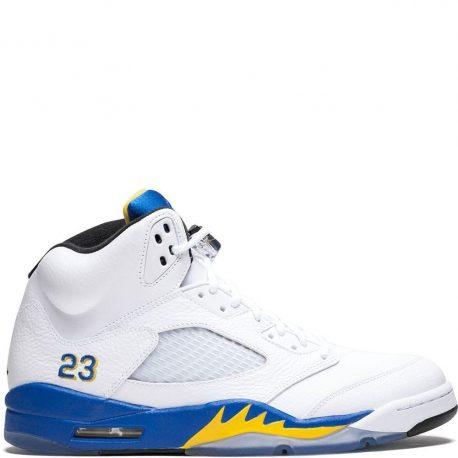 Air Jordan Nike AJ 5 V Retro Laney (2013) (136027-189)