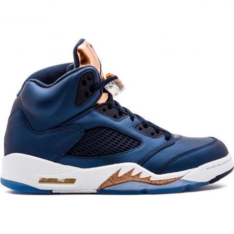 Air Jordan Nike AJ V 5 Retro Bronze (136027-416)