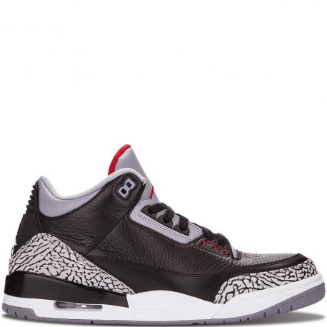 Air Jordan 3 Retro Black Cement (2011) (136064-010)