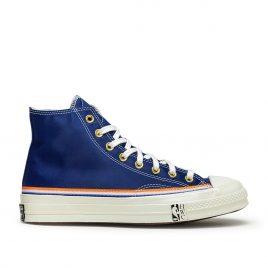 Converse Chuck 70 HI «Knicks» (Blau / Weiß) (166815C)