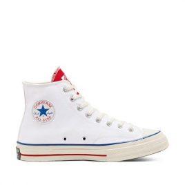 Converse All Star Chuck 70 Hi «Varsity Remix» White/Blue/Red (166826C)