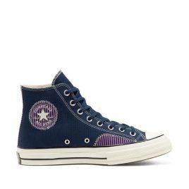 Converse All Star Chuck 70 Hi «Nautical Prep» Obsidian (167072C)