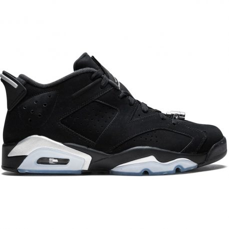 Air Jordan Nike AJ 6 VI Retro Low Chrome (2015) (304401-003)