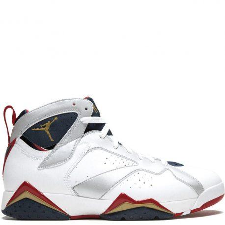 Air Jordan Nike AJ VII 7 Retro Olympic (2012) (304775-135)
