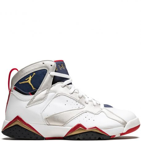 Air Jordan Nike AJ VII 7 Retro Olympic (2004) (304775-171)