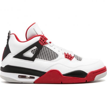 Air Jordan Nike AJ 4 IV Retro Fire Red (2012) (308497-110)