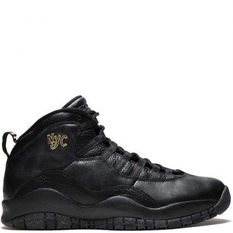 Air Jordan Nike AJ X 10 NYC (310805-012)