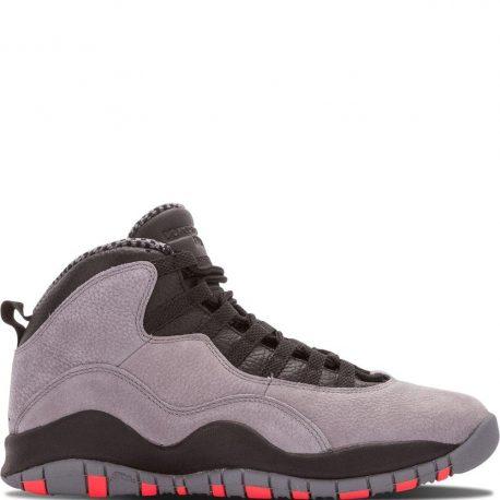 Air Jordan Nike AJ X 10 Retro Cool Grey (310805-023)