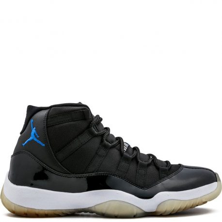 Air Jordan Nike AJ XI 11 Retro Space Jam (2009) (378037-041)
