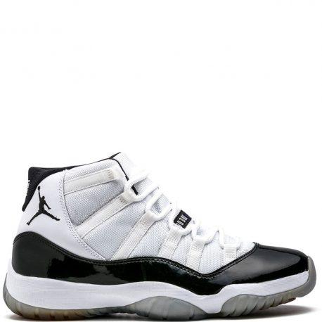 Air Jordan Nike AJ XI 11 Retro Concord (2011) (378037-107)